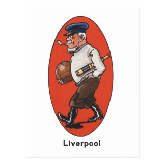 Postal Club del fútbol de Liverpool