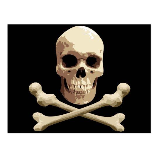 Postal Club del pirata