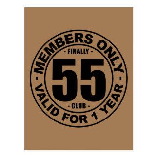 Postal Club finalmente 55