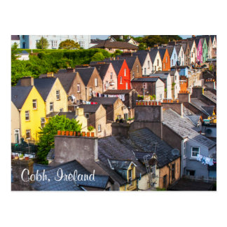 Postal Cobh, Irlanda