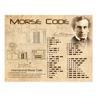 Postal Código Morse