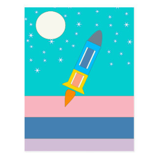 Postal cohete