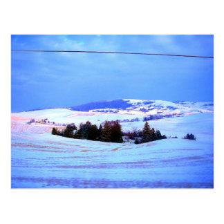 Postal Colinas Nevado