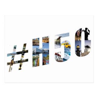 Postal Collage de H50-Tag-Picture
