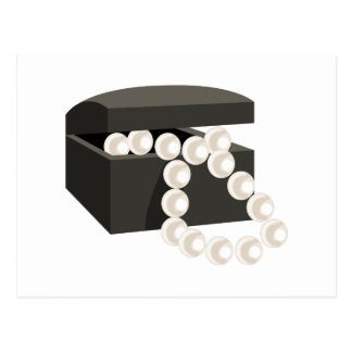 Postal Collar de la perla
