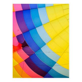 Postal Colorido abstracto