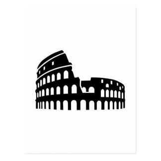 Postal Colosseum Roma