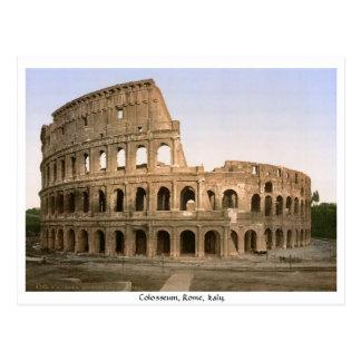 Postal Colosseum Roma, Italia