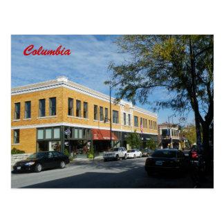 Postal Columbia