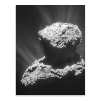 Postal Cometa Rosetta