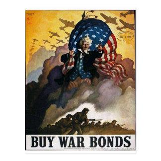 Postal ¡Compre enlaces de guerra!