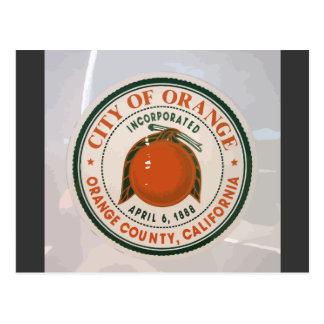 Postal Condado de Orange, Ca, los E.E.U.U.
