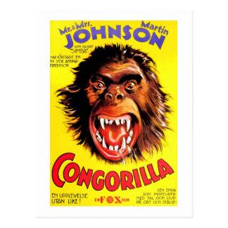 Postal Congorilla