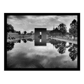 Postal conmemorativa de las reflexiones de OKC