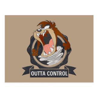 Postal Control de TAZ™ Outta