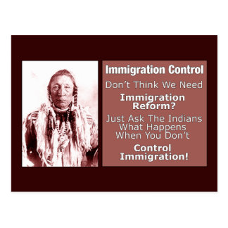 Postal Control-Inmigración