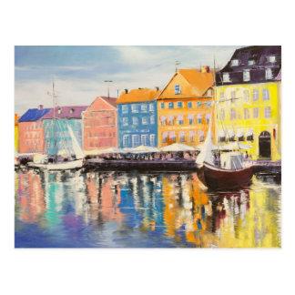Postal Copenhague