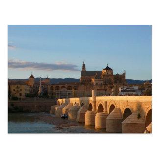 Postal Córdoba, España