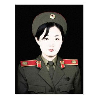 Postal Corea del Norte