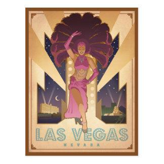 Postal Corista de Las Vegas, Nevada el |