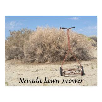 Postal Cortacésped de Nevada