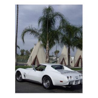 Postal Corvette 75