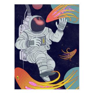 Postal Cosmonauta