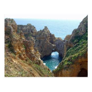 Postal costa de Algarve