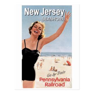 Postal Costa de New Jersey