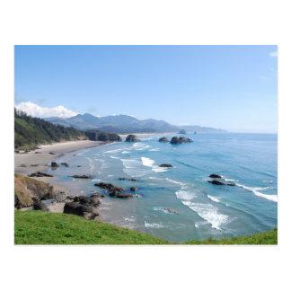 Postal Costa de Oregon