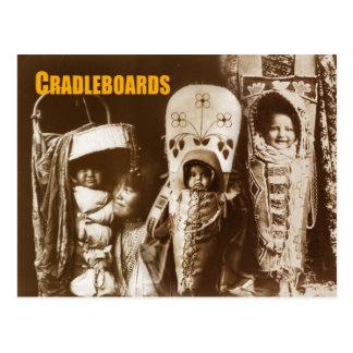 Postal Cradleboards c.1899-1903