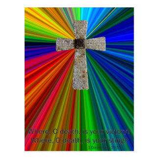 postal cristiana del estímulo