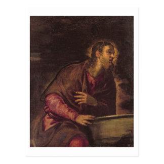 Postal Cristo en bien, c.1560 (aceite en lona) (véase 50