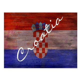 Postal Croacia apenó la bandera