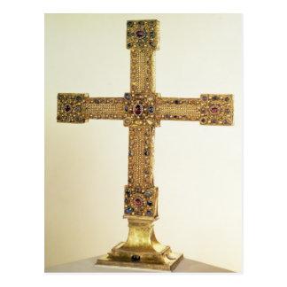 Postal Cruz imperial del Sacro Imperio Romano