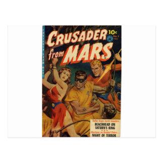 Postal Cruzado de Marte