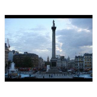 Postal Cuadrado de Trafalgar, Londres [postal]