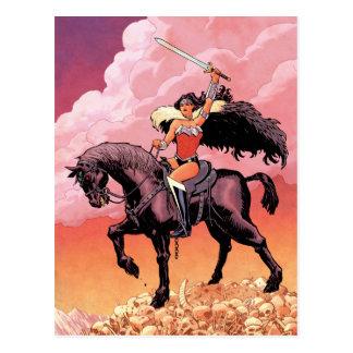 Postal Cubierta cómica nuevos 52 #24 de la Mujer