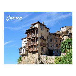 Postal Cuenca, España