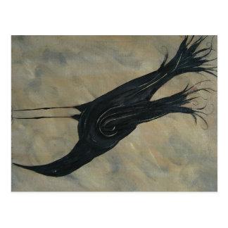 Postal Cuervo primitivo