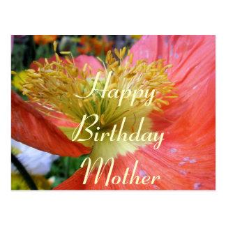 Postal Cumpleaños de las madres