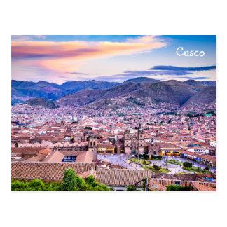 Postal Cusco