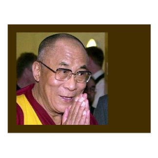 Postal Dalai Lama