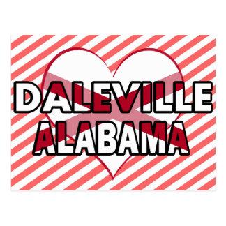 Postal Daleville, Alabama