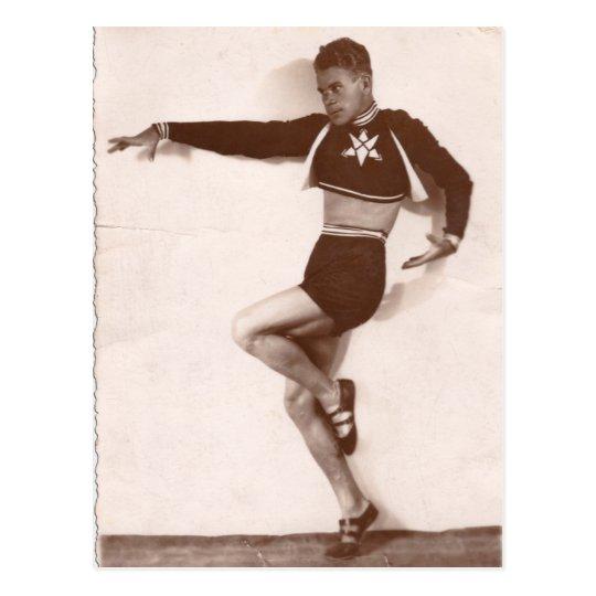 Postal Dancer, 1936