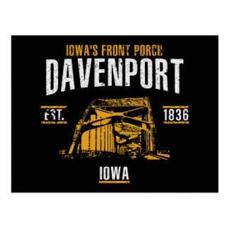 Postal Davenport