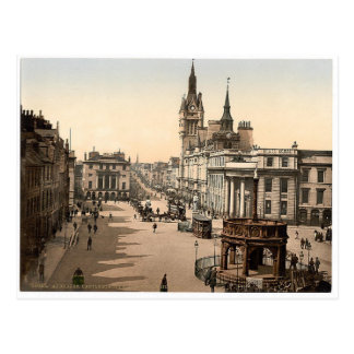 Postal de Aberdeen