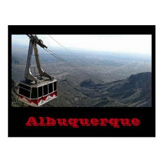 Postal de Albuquerque