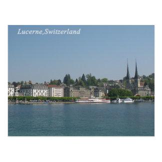 Postal de Alfalfa, Suiza