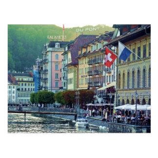 Postal de Alfalfa Suiza